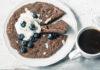 czekoladowy omlet lchf