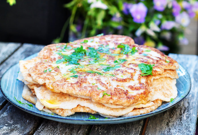 przepis na naan
