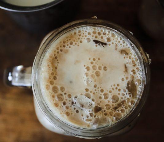 mrożona kawa lchf