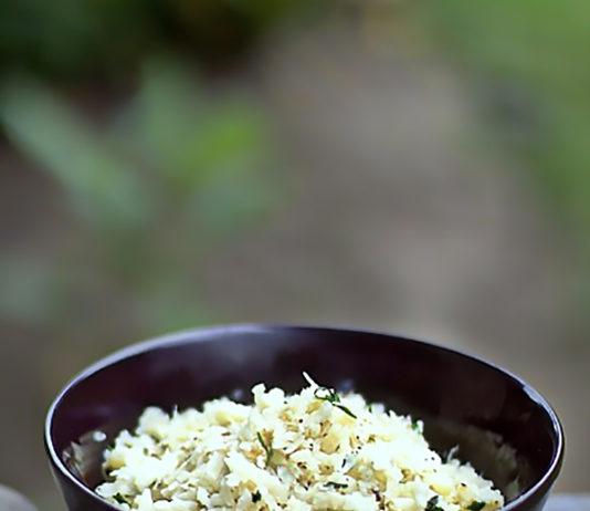 ryż kalafiorowy