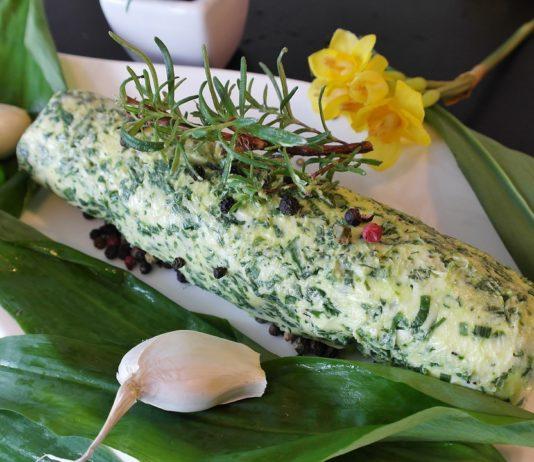 ziołowe masło