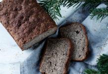 świąteczny chleb keto