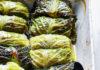 keto gołąbki z kalafiorowym ryżem