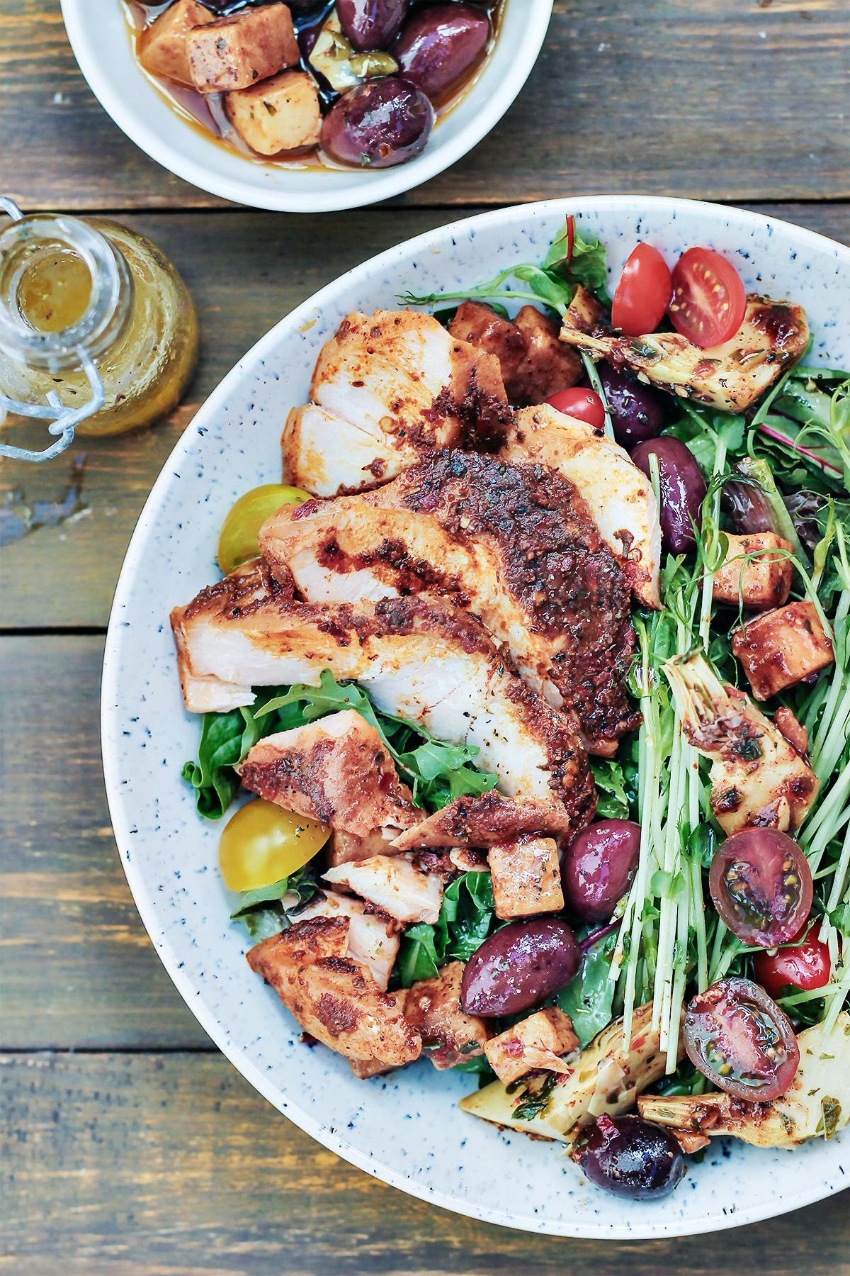 dieta śródziemnomorska zdrowe odchudzanie