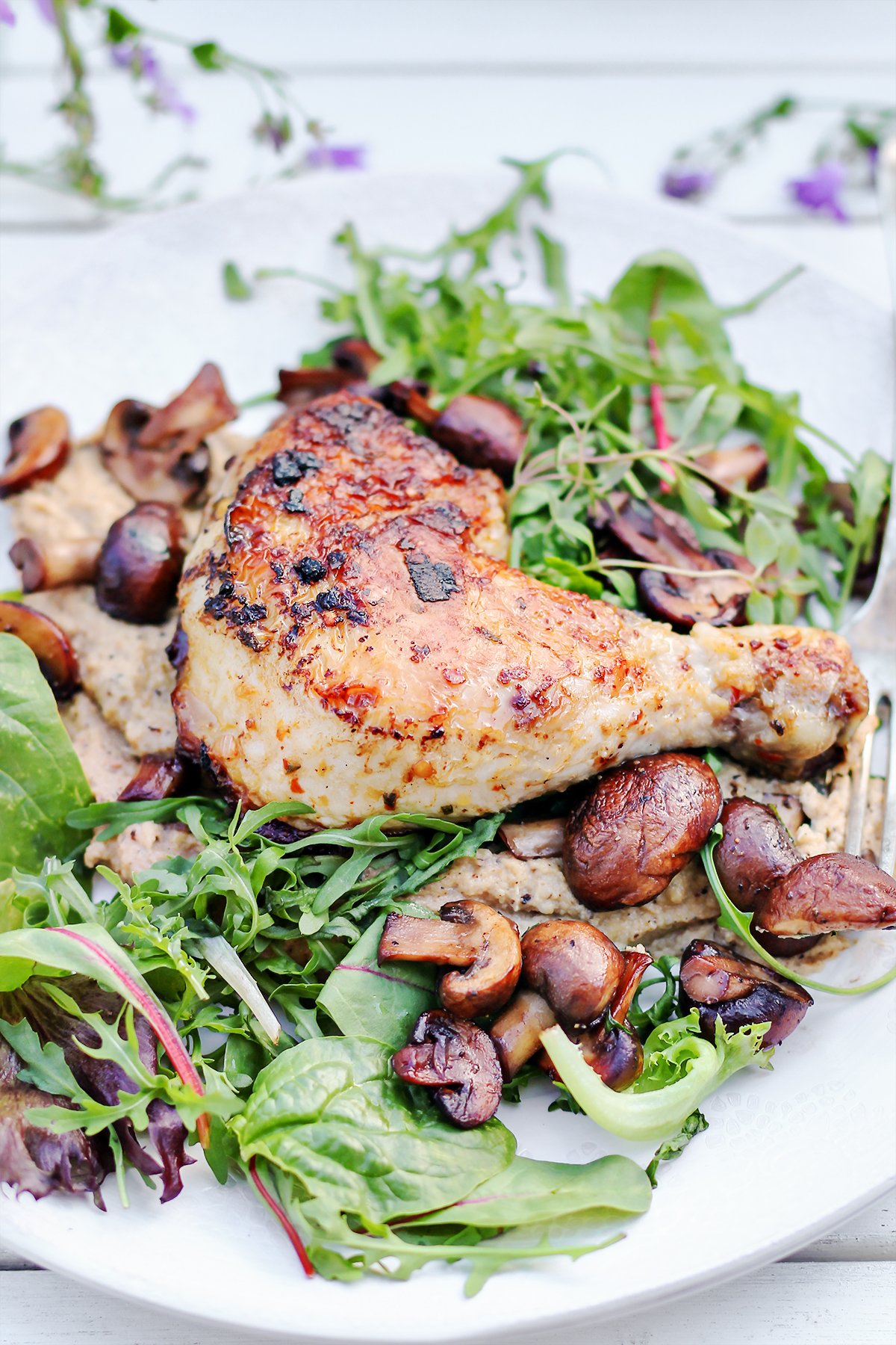 keto kurczak lchf kuchnia ketogeniczna