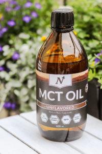 MCT olej trójglicerydy o średniej długości