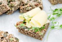 keto chleb z nasionami kuchnia ketogenna