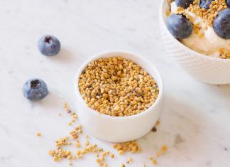 pyłek pszczeli właściwości odżywcze i zdrowotne lchf dieta