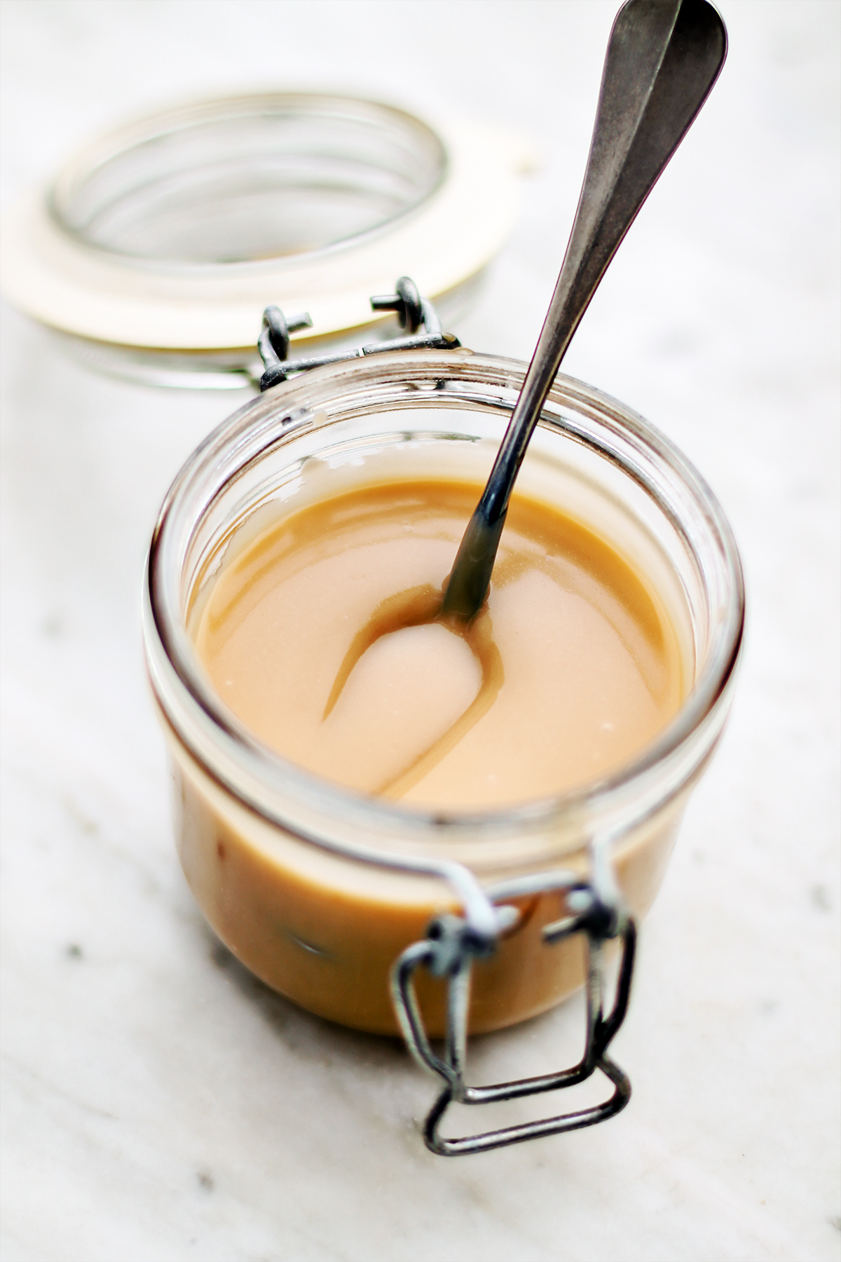 keto sos karmelowy bez cukru lchf dieta odchudzanie