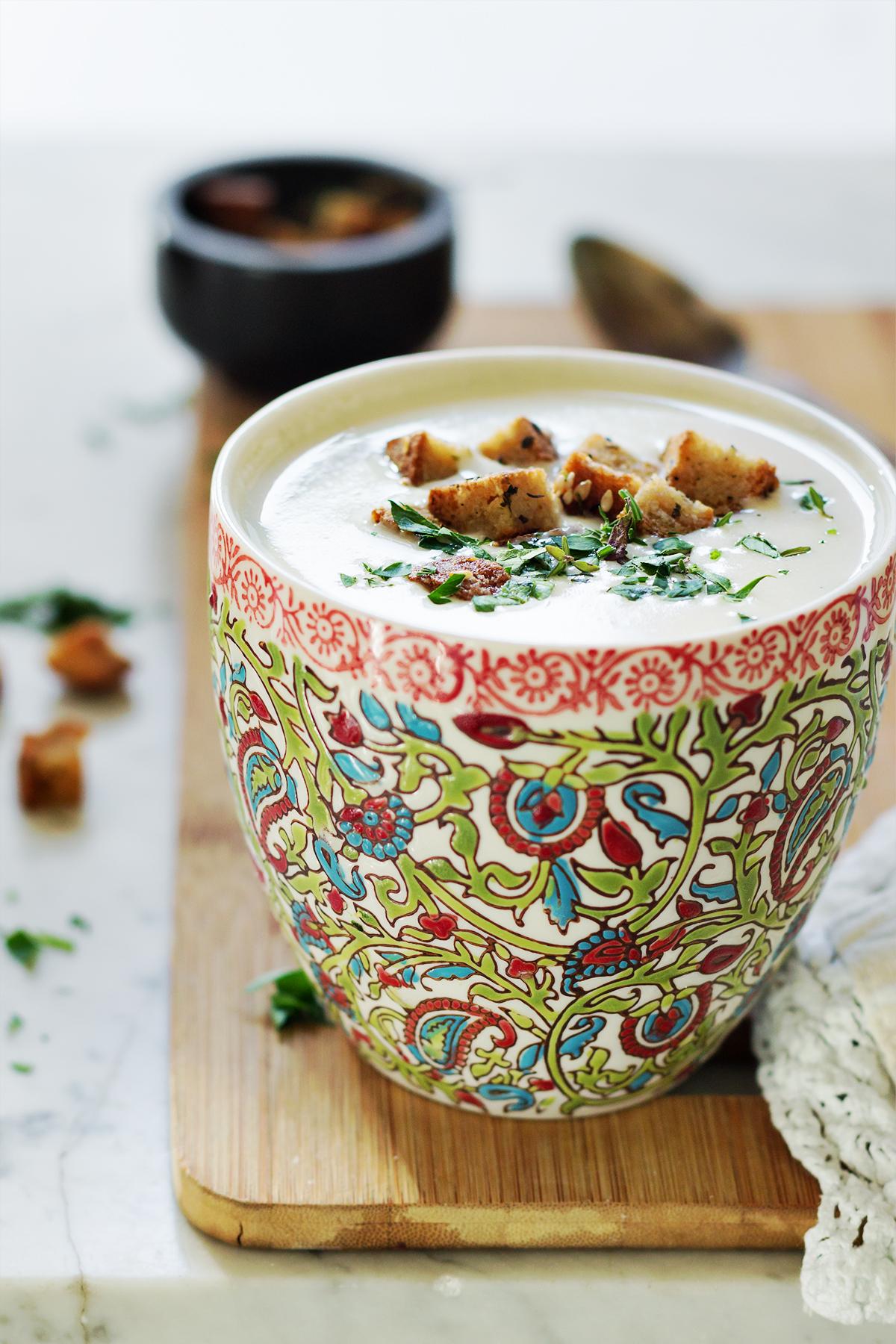 keto zupa selerowa