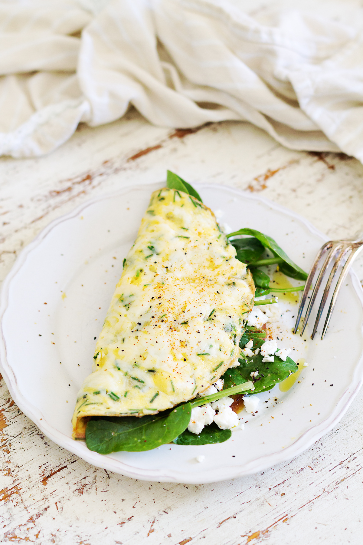 keto omlet śniadanie lchf dieta keto ochudzanie