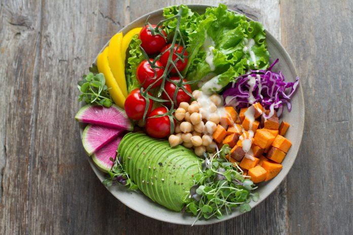 wegańska dieta ketonowa lchf dieta zdrowe odchudzanie