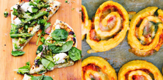 pizza niskowęglowodanowa
