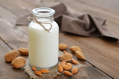 mleko migdałowe jak zrobić