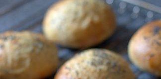 bułeczki lchf z chia