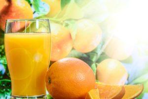 ile cukru zawiera sok pomarańczowy