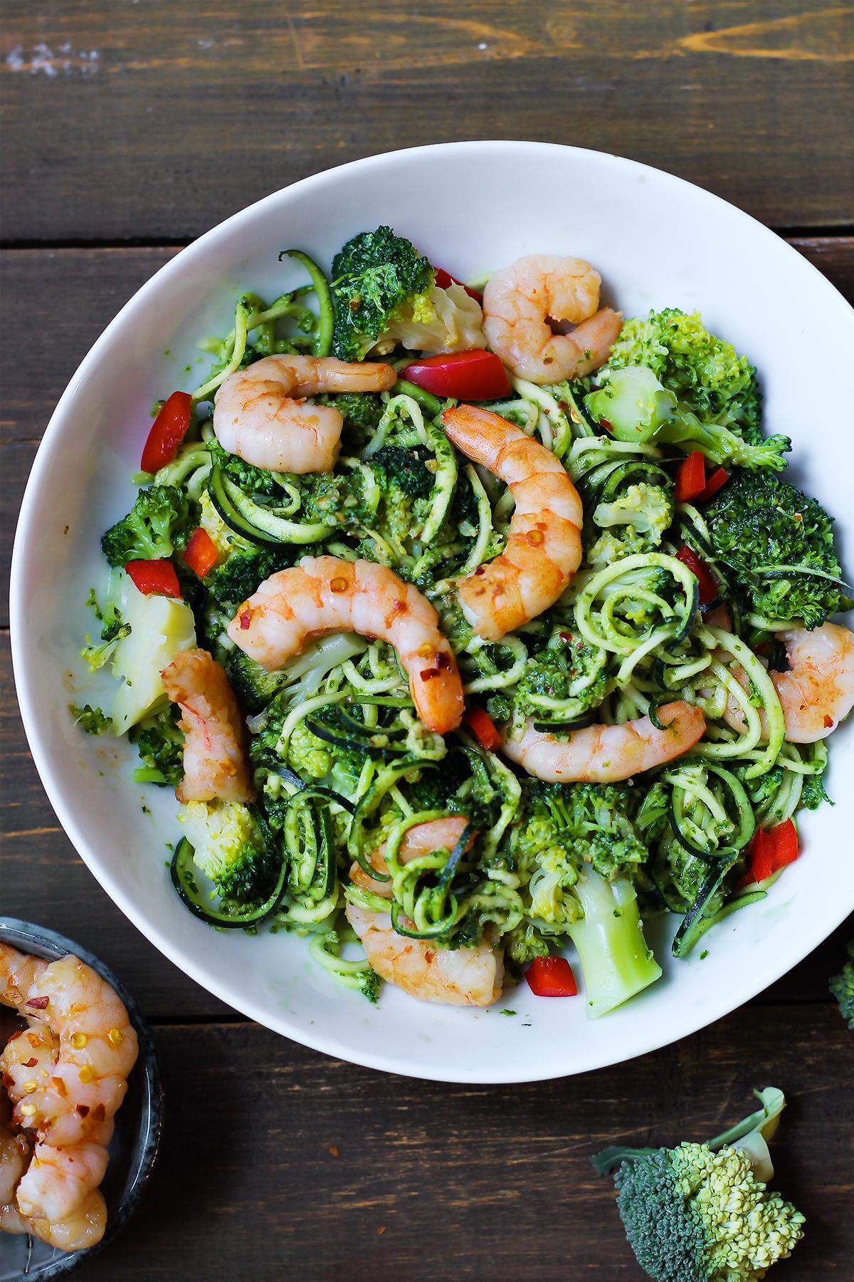 zdrowy obiad lowcarb