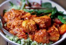 curry ketogeniczna kuchnia