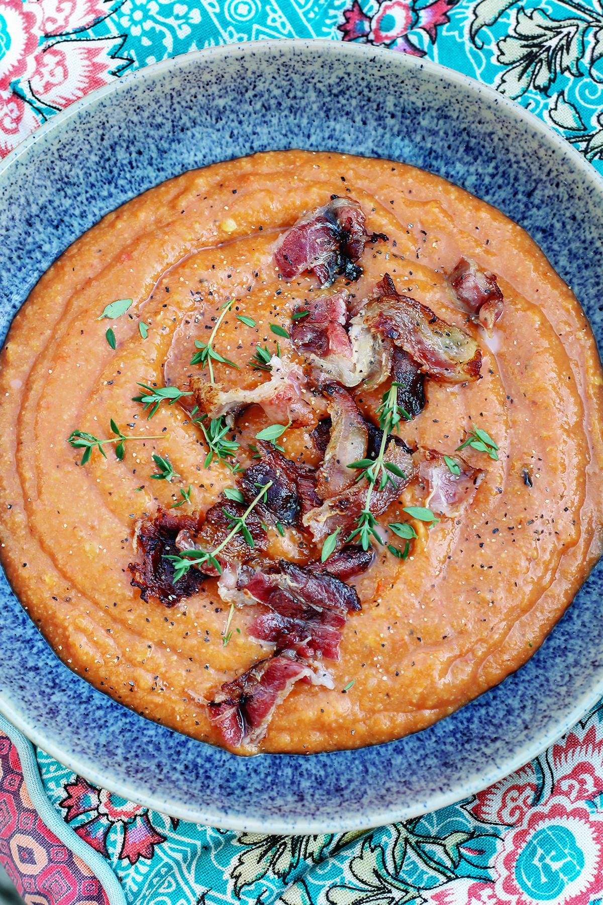 zupa krem lchf dieta