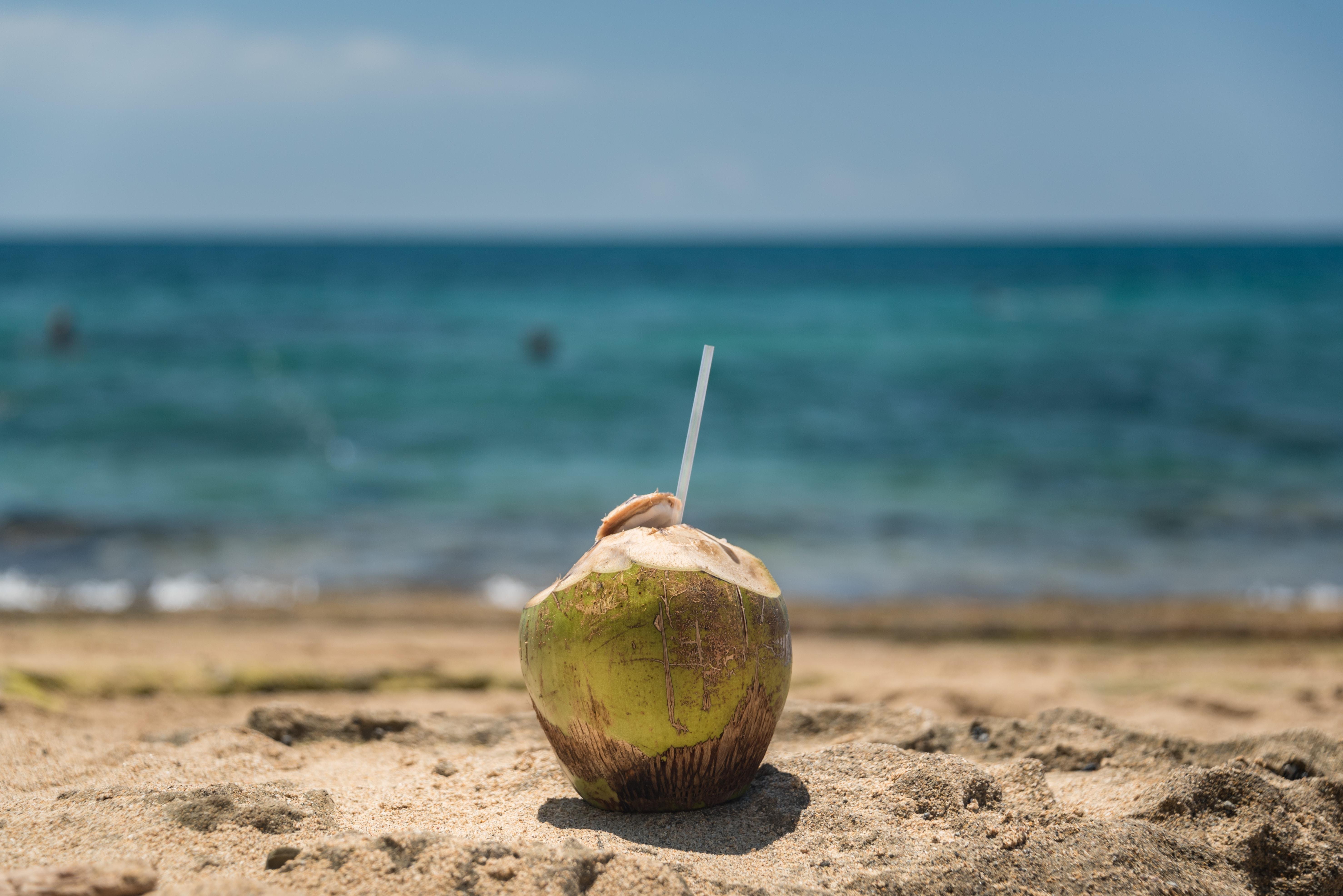 5 właściwości zdrowotnych i odżywczych kokosa