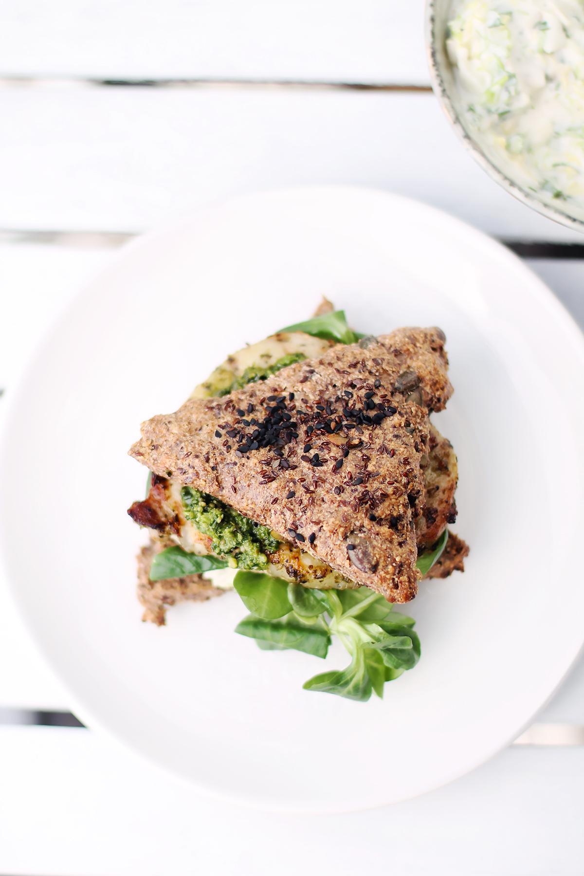 lchf kanapka przepisy dieta odchudzanie keto