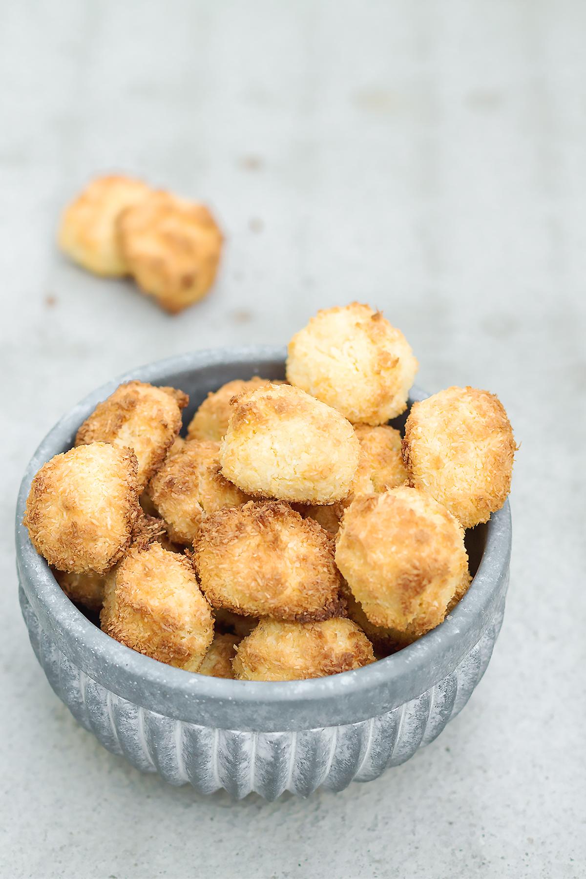 keto kokosanki mąka kokosowa dieta niskowęglowodanowa lchf dieta